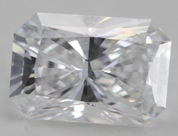 Radiant Cut Loose Diamond (0.7 Ct, D, VVS1) WGI Certified