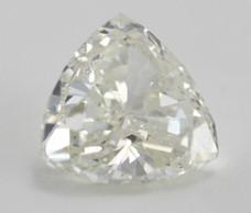 Triangle Cut Loose Diamond (1.01 Ct, L ,SI2) WGI Certified