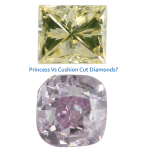 New Publication on Princess and Cushion Cut Diamonds