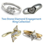 New Article About Two Stone Diamond Engagement Rings