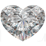 Valentine's Day & History of the Heart Shaped Diamond