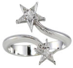 Diamond Star Rings